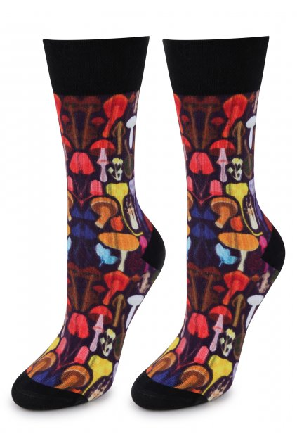 Ponožky UNI SPECIAL MUSHROOMS