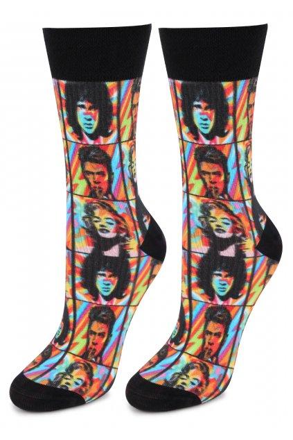 Ponožky UNI SPECIAL ROCKSTARS