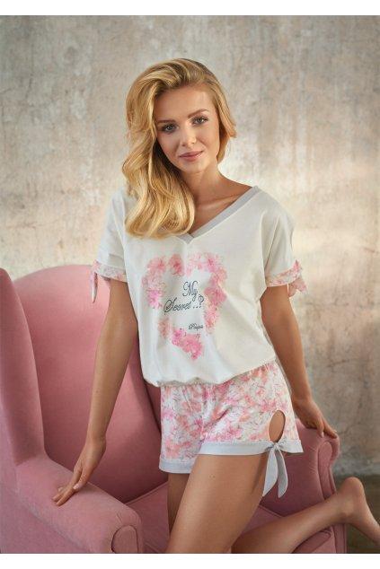POUPEE bavlněné pyžamo SECRET