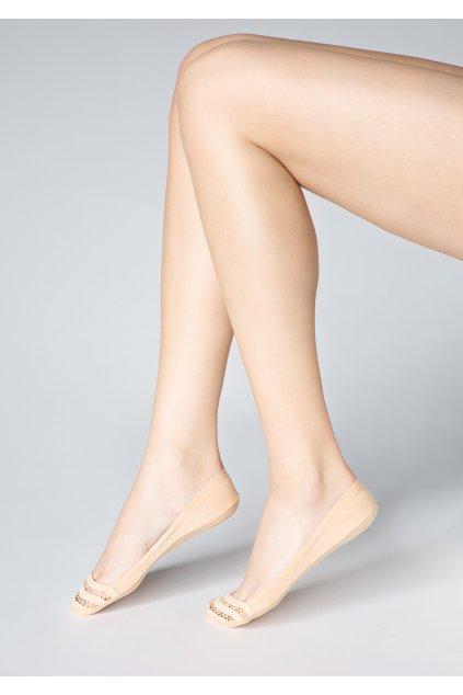 Nízké bavlněné ponožky COTTON P37