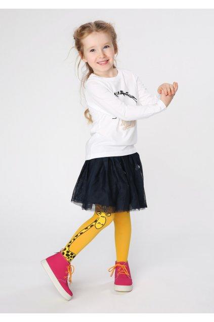 Dívčí punčocháče PRETTY GIRAFFE