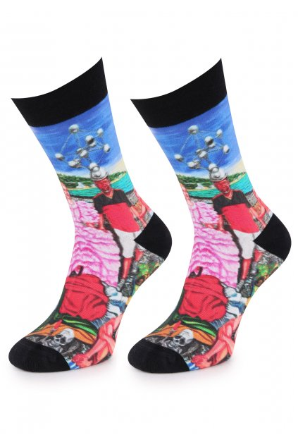 Ponožky MEN SPECIAL PAINTING 1