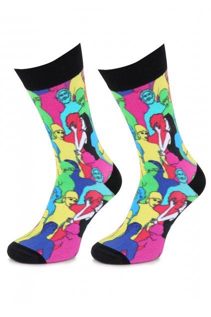 Ponožky MEN SPECIAL KISS KISS