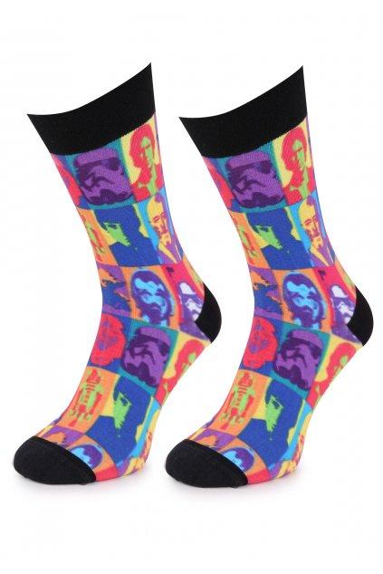 Ponožky MEN SPECIAL STAR FACES