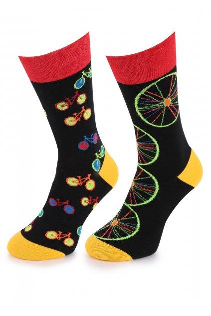 marilyn skarpety meskie w kolorowe rowery bicycle 2