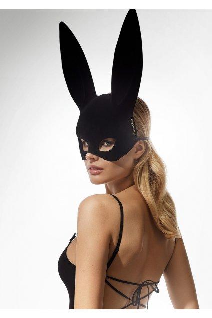 poupee maska z uszami horny bunny 2