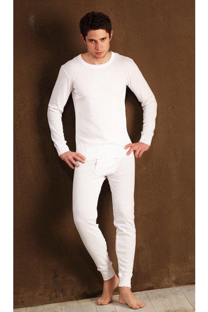 Pánské podvlíkací triko s dlouhým rukávem MVD 012 KEY