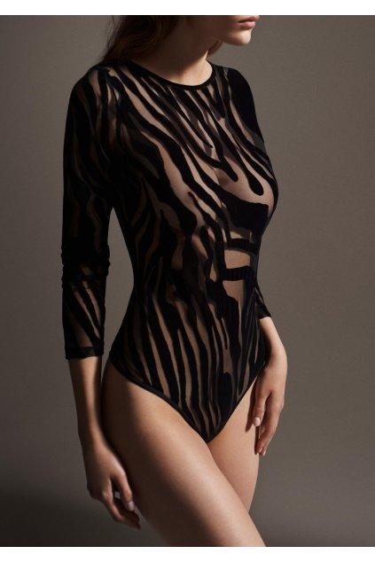 body damskie z motywem zwierzecym savanna poupee marilyn 3