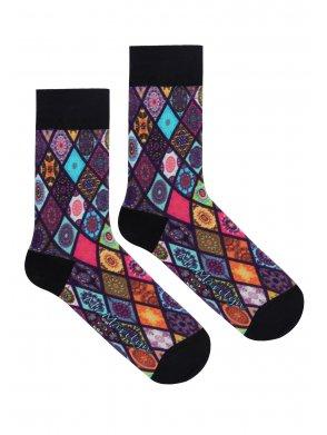 Ponožky MEN SPECIAL MOZAIKA