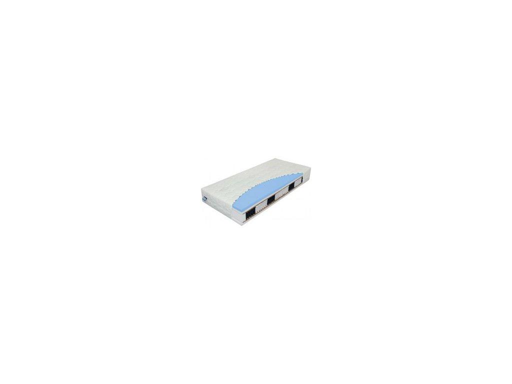 Luxusný 25 cm taštičkový matrac Grade ONE (Rozmer 200x90, Typ matraca taštičkový 7-zónový)