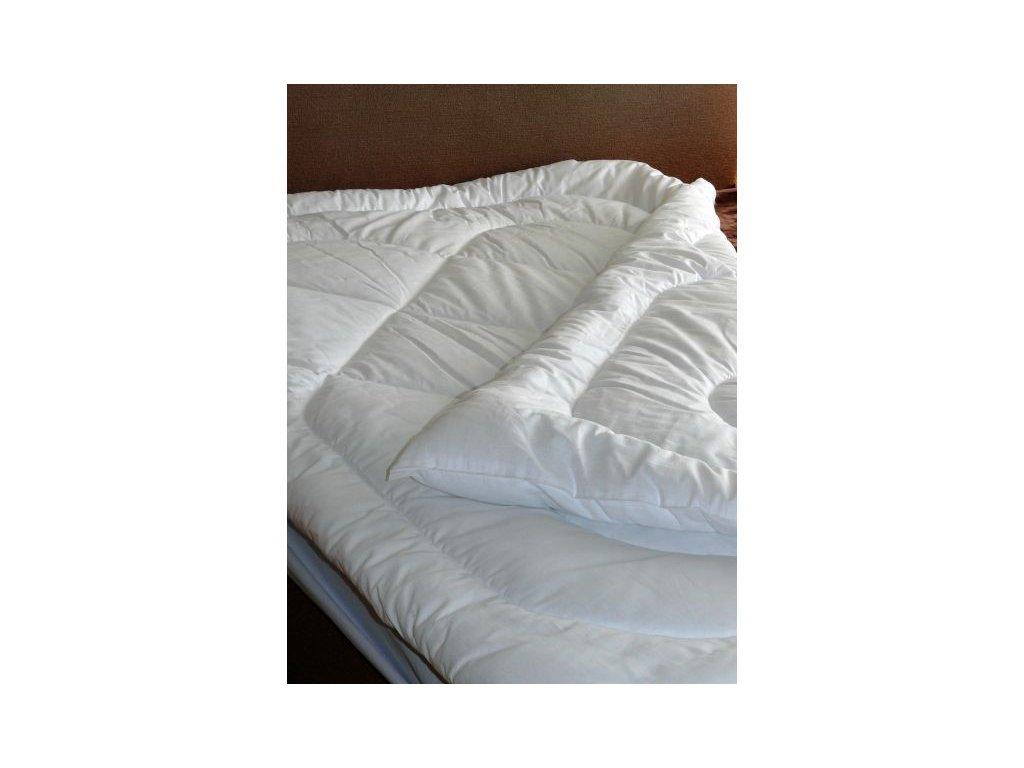 131 paplon 135x200 univerzalny biely 100 bavlna