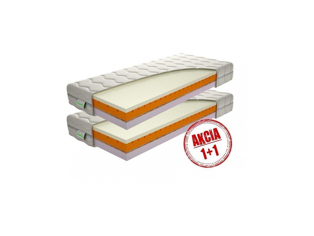 Kvalitný matrac LEA 1+1