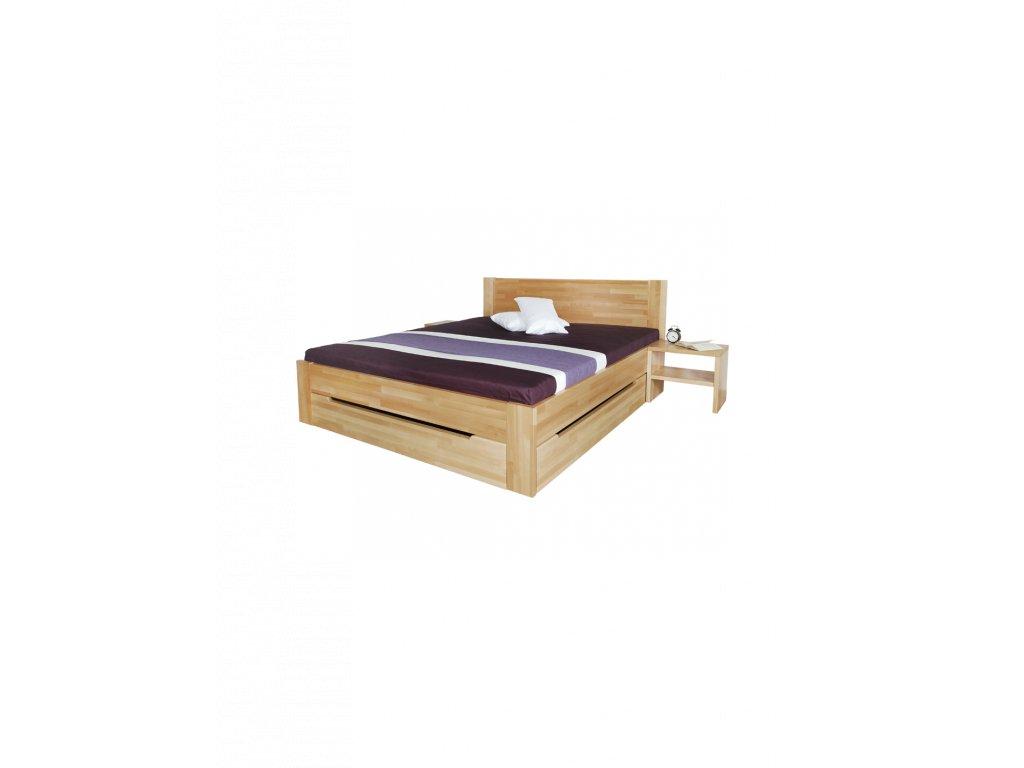 Úložný priestor ZÁSUVKA k posteli JUNIOR z DTD dyha