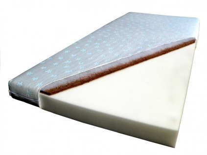 Detský matrac Better (polyuretánová pena + kokosové vlákno) (Rozmer 120x60, Typ matraca Better)