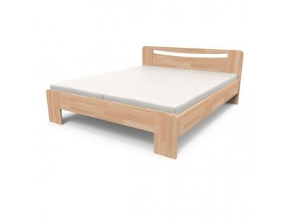 Komfortná masívna posteľ SOFIA