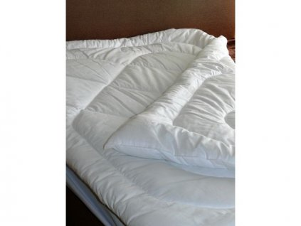 133 paplon 135x200 zimny biely 100 bavlna