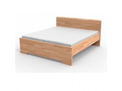 Luxusná masívna posteľ MONA