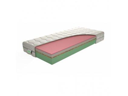 Komfortný vysoký matrac HARMONY