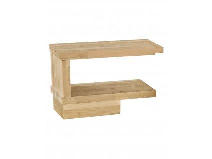 Nočný stolík ALBA zvýšená