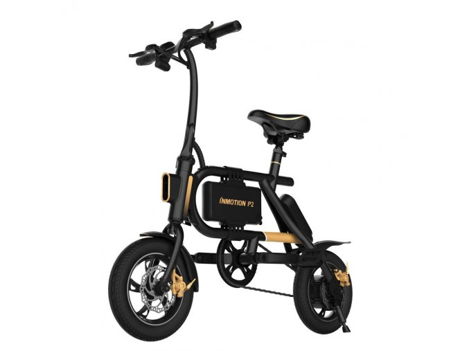 InMotion P2 Mini E Bike 7