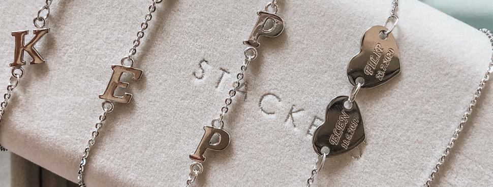 Šperky s písmenky