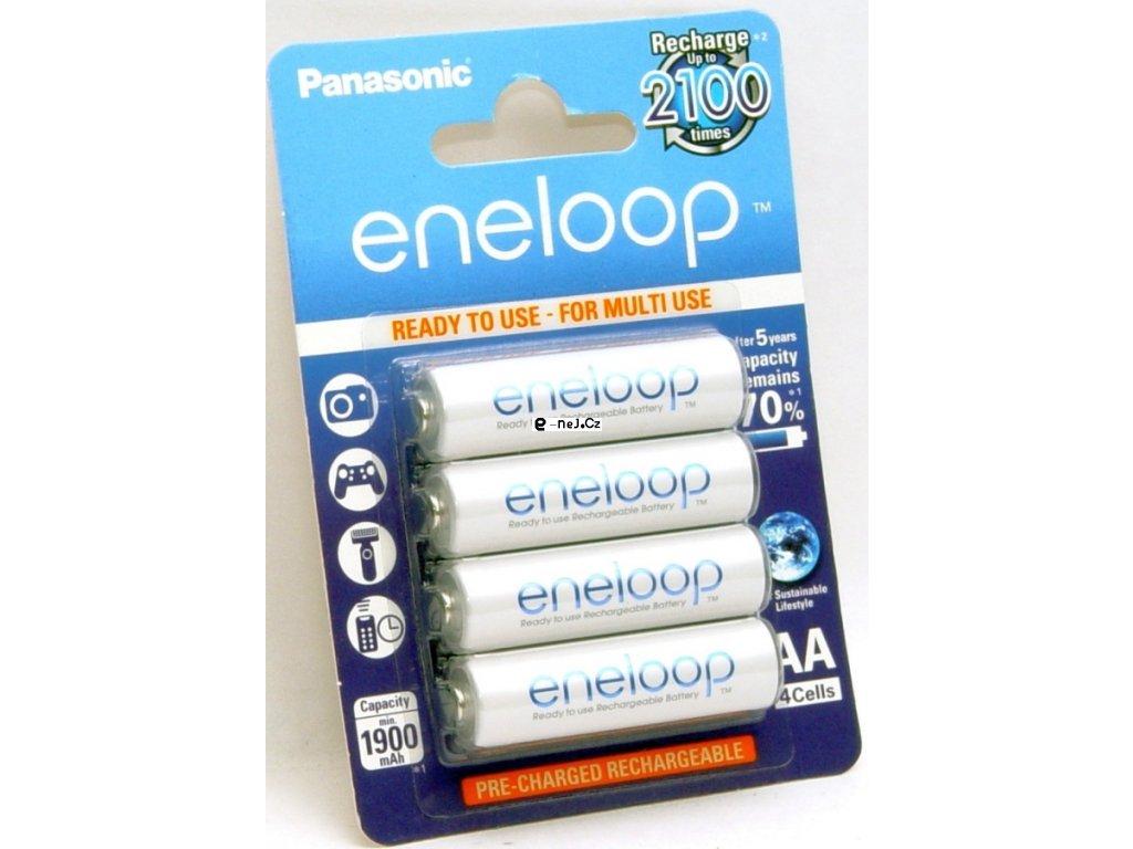 AA eneloop Panasonic baterie nabíjecí akumulátor