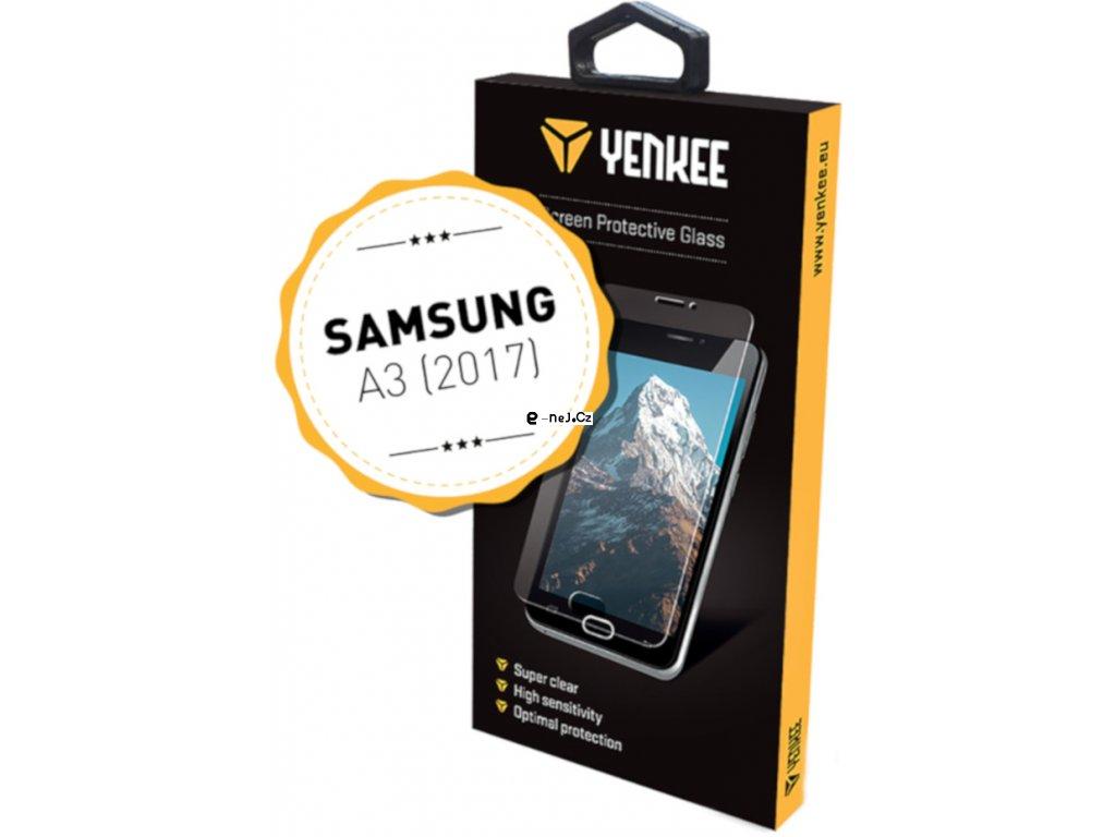 YENKEE YPG NO01 ochr. sklo Galaxy A3 2017