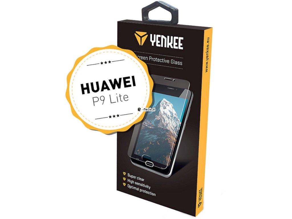 Glass Screen Protective Huawei P9 lite ochranné tvrzené sklo na mobil