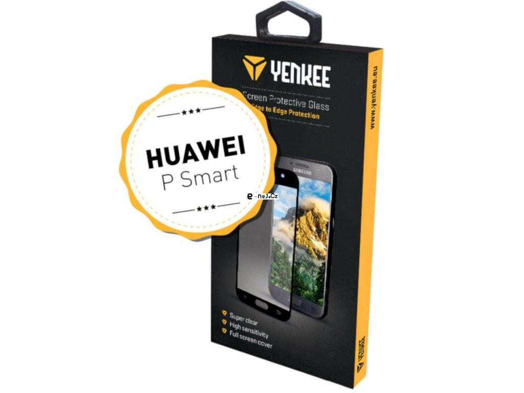YPG ETE08 sklo Huawei P Smart Yenkee sklo na displej