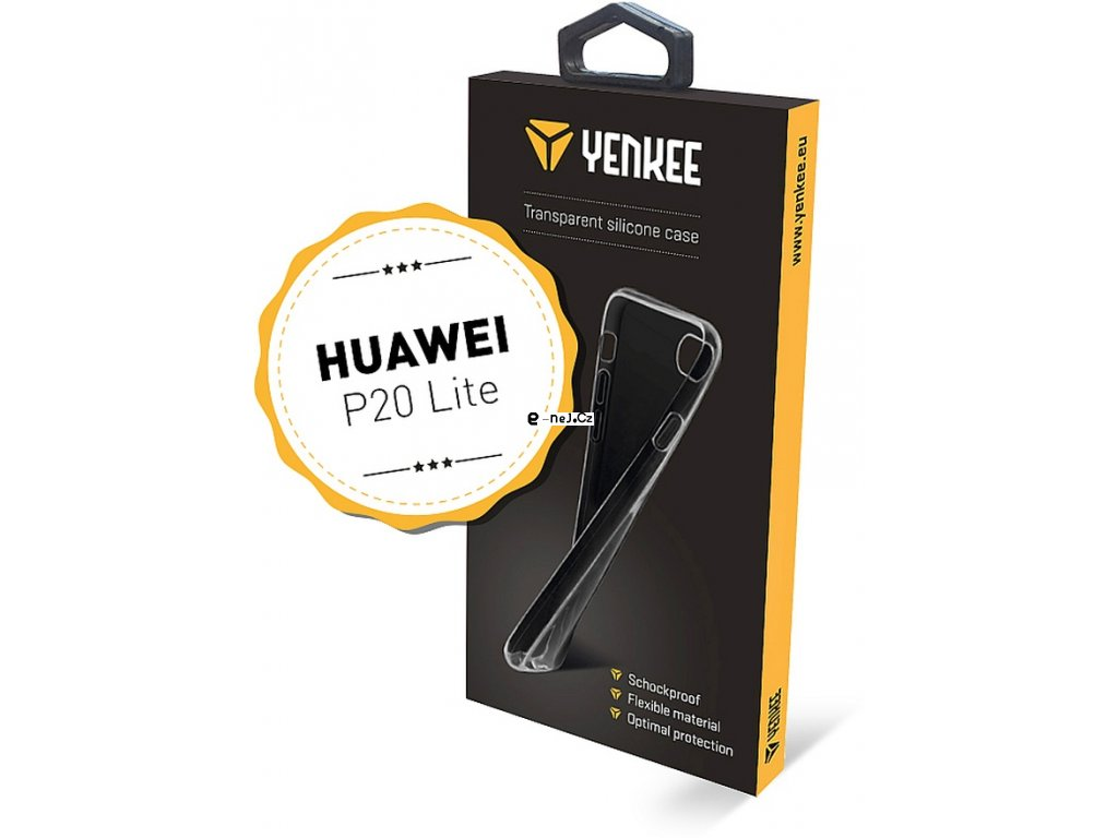 Pouzdro Yenkee YCC 1140 TPU Huawei P20