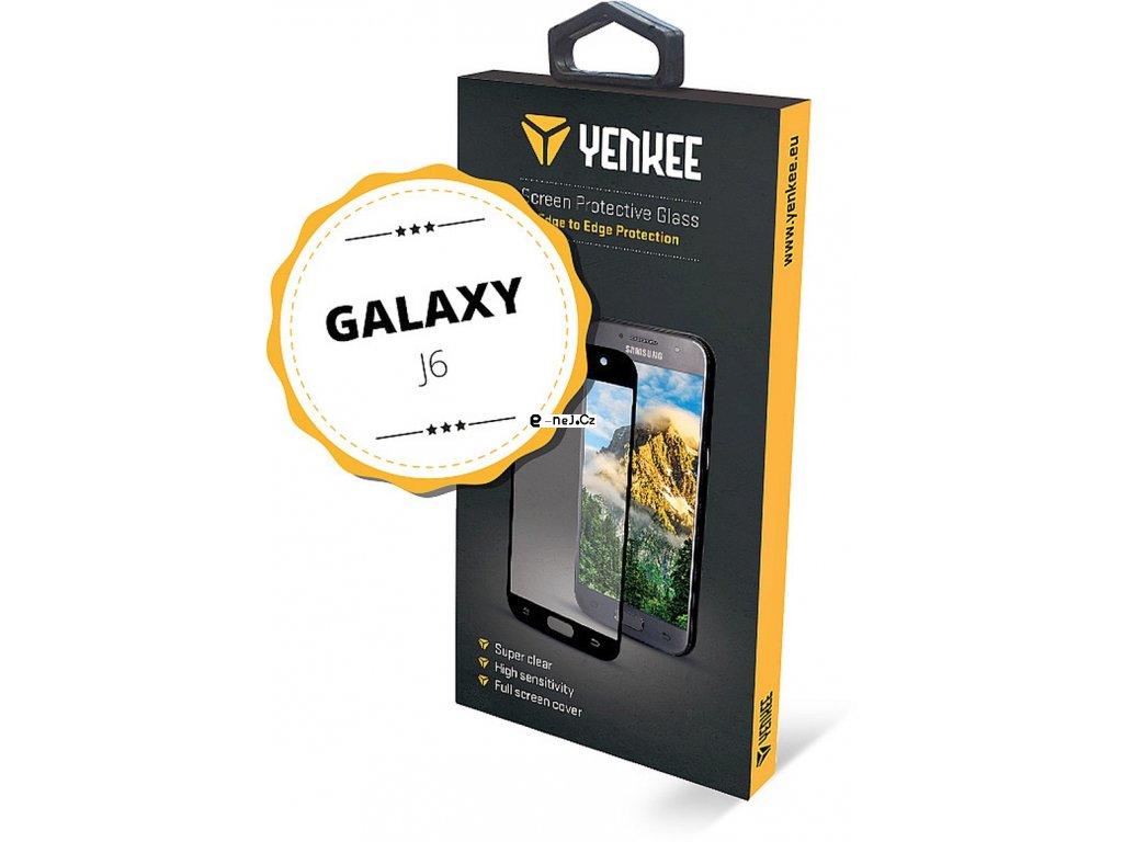 Samsung J6 Ochranné sklo na displej