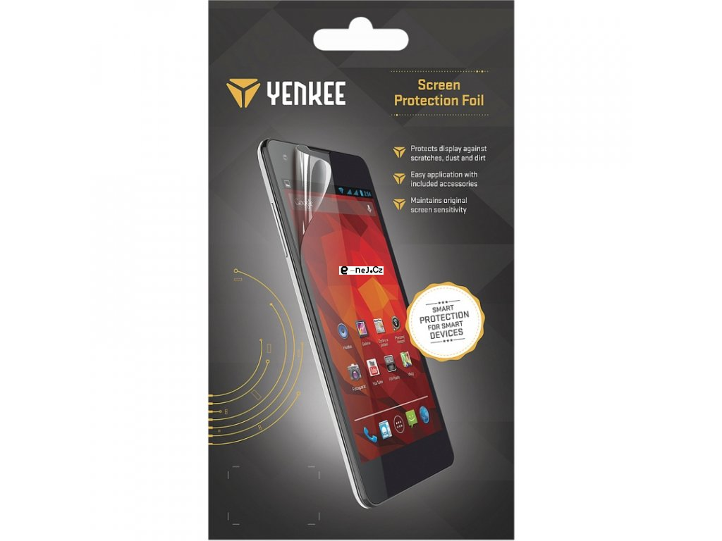 Yenkee YPF D016CLMT Ochranná folie pro Sencor P5700 s displejem 5,7