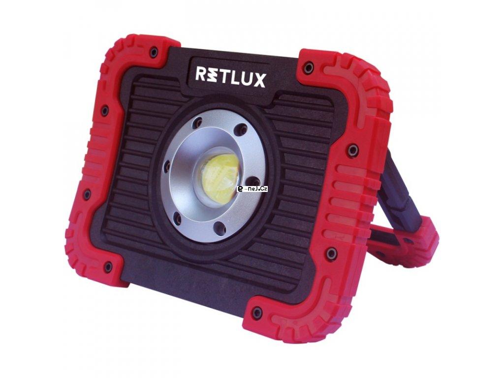 Přenosný reflektor na baterie 10W