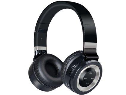 Bezdrátová sluchátka s rádiem a mp3