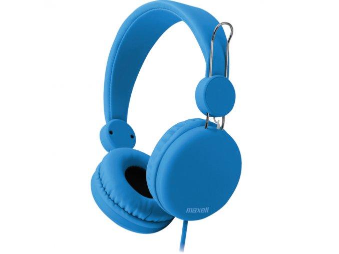 Maxell SPECTRUM Blue sluchátka poloprodyšná
