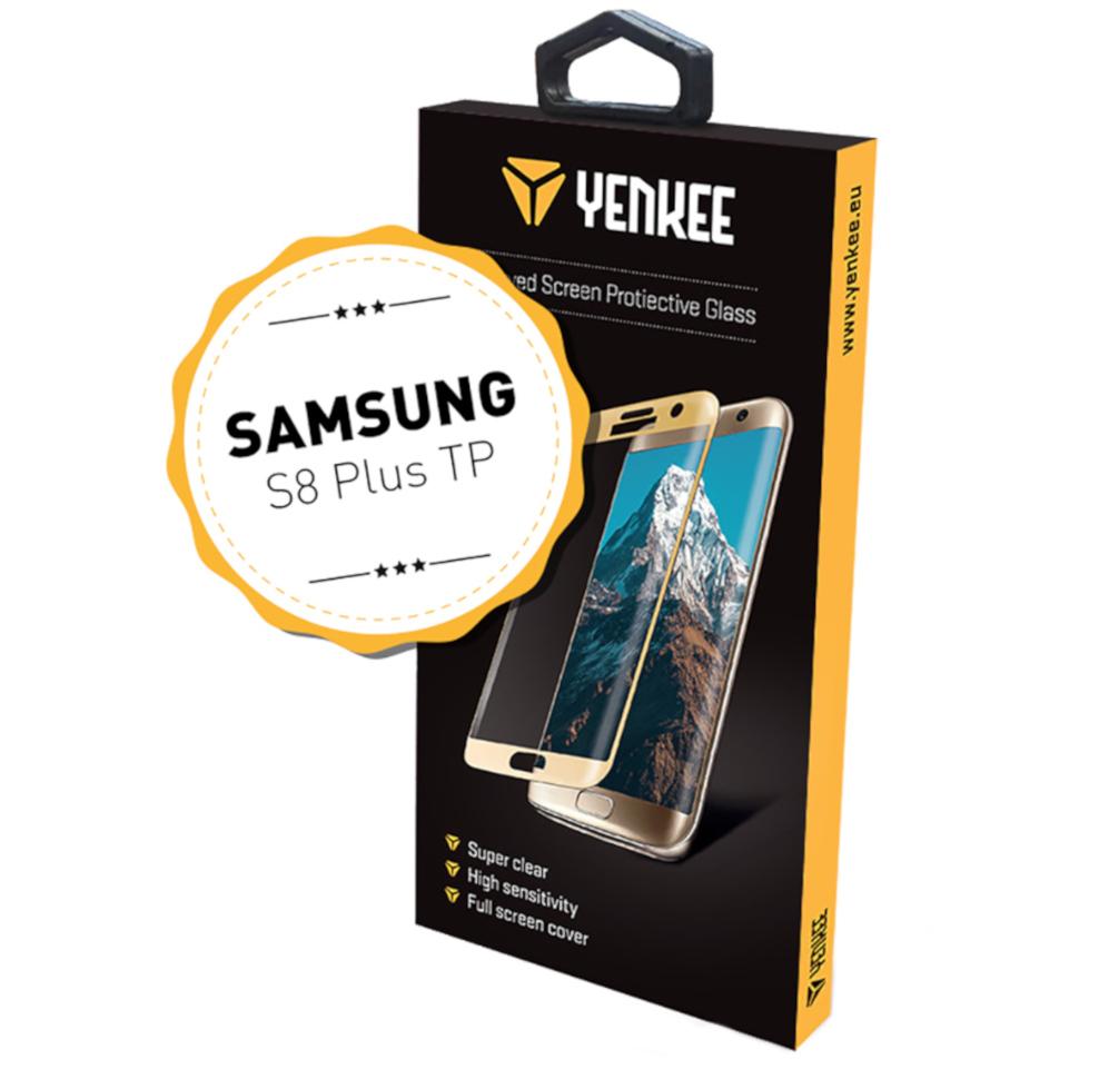 Samsung Galaxy S8 Plus - Ochranné sklo na displej