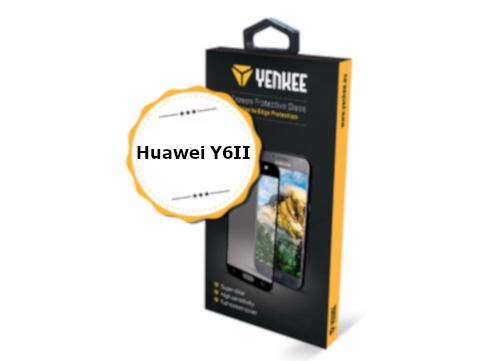 Huawei Y6 II - Tvrzené ochranné sklo