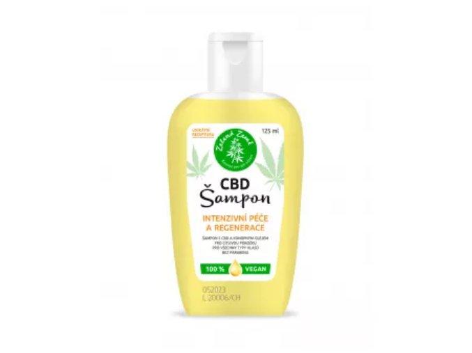 cbd šampon