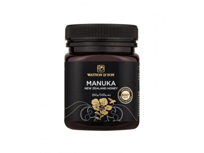 manukový med watson 600 250g