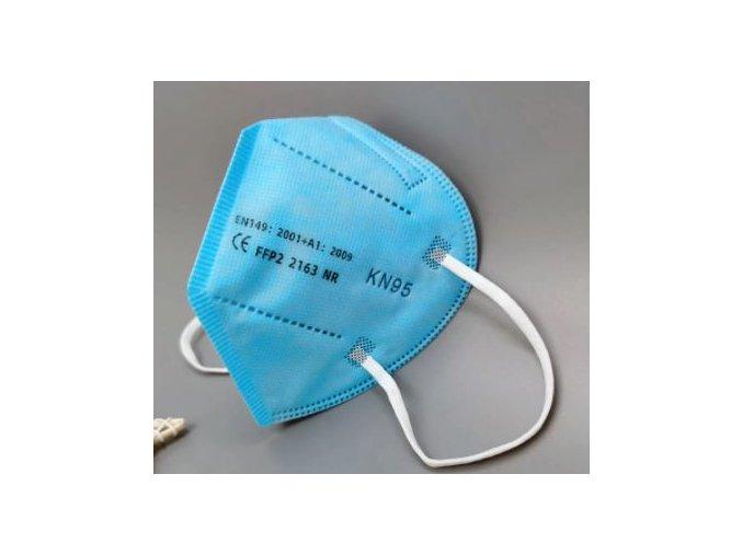 respirator ffp2 modry