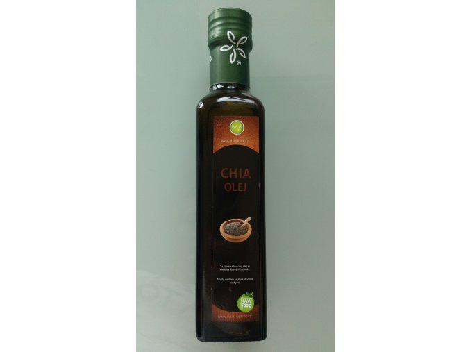AWA superfoods Chia olej RAW 250 ml