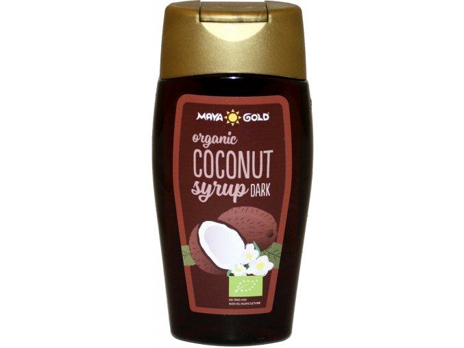 Bio kokosový sirup 250 ml (370g)