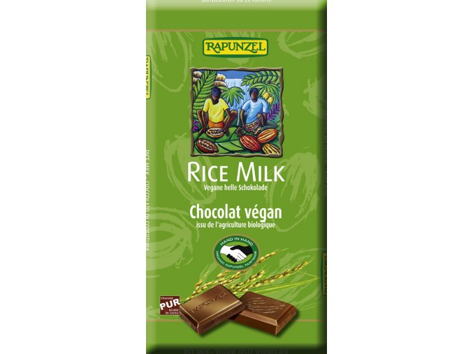 "RAPUNZEL Bio rýžová ""čokoláda"" 100g"
