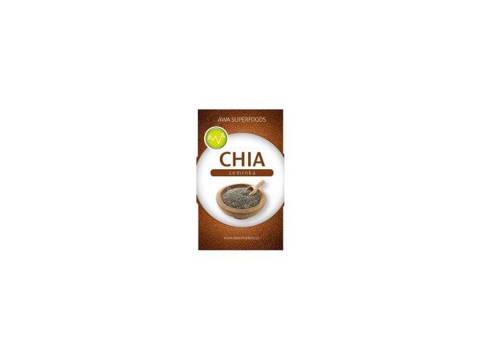 AWA superfoods Chia semínka 1000g