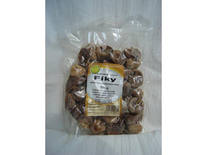 AWA superfoods Fíky 500g