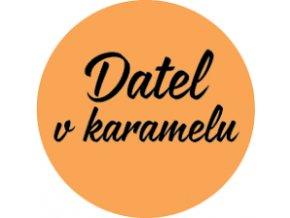 datel v karamelu