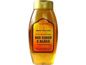 Bio sirup z agáve 352 ml (500g)  Agávový sirup