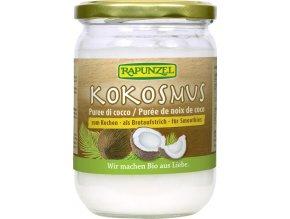 Bio 100% kokosová pasta 215 g RAPUNZEL