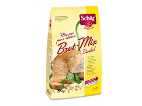 Brot mix dunkel