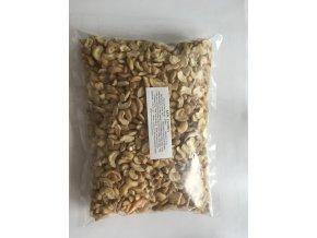 Kešu oříšky natural - zlomky 1000 g
